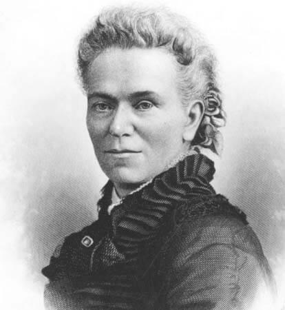 Mathilda Gage