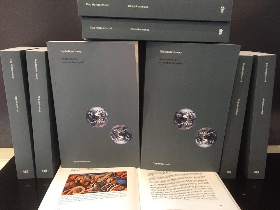 Globalkunnskap. Renessanse for en ny opplysningstid (Scandinavian Academic Press)